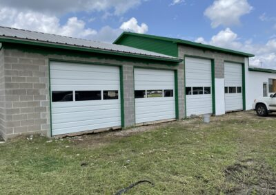 Rockport Commercial Garage Doors
